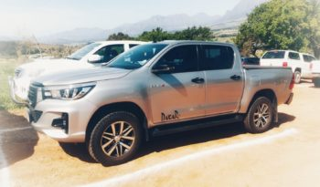 2018 Toyota Hilux 2.8 GD-6 Auto Dakar with 98000km For Sale in Paarl full