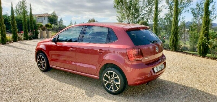 2015 Volkswagen Polo 1.2 Highline With 70000km For Sale In Paarl full